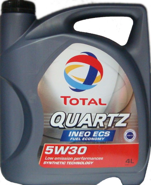 Масло моторное Total QUARTZ INEO ECS 5W30 4L